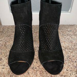 Dolce Vita Peep Toe Booties
